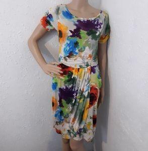Anthropologie Dresses - Weston wear gathered hemlock dress